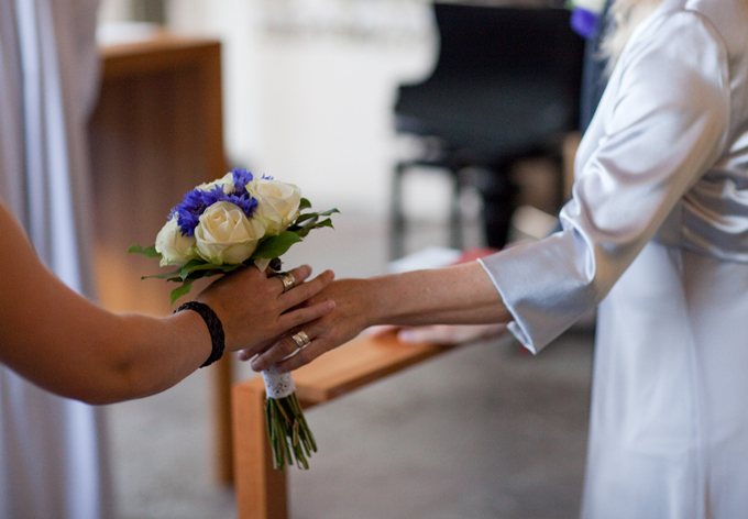 Bröllop i Vallentuna